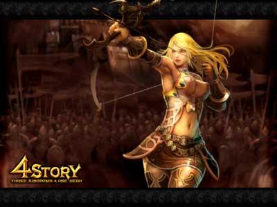 4Story - одна из лучших современных mmorpg игр