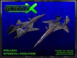 Generation X - Command & Conquer Generals: Zero Hour