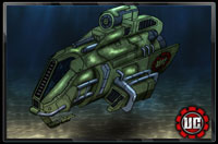 Command & Conquer Unleashed - Seawolf