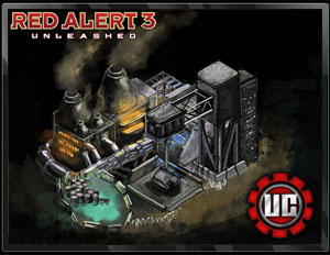 Refinery C&C Red Alert 3
