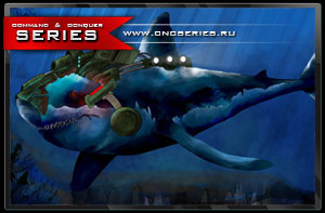 Command & Conquer Unleashed - Shark