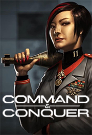 Command & Conquer 2013 boxart
