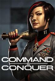 Command & Conquer 2013 boxart