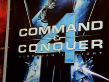 Подзаголовок C&C4 был анонсирован на CommandCom: Tiberian Twilight!