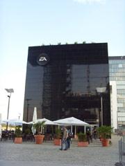EA Sport Bar...