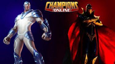 Игра Champions Online